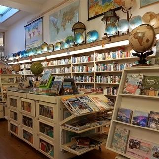 De leukste reisboekhandel van Nederland