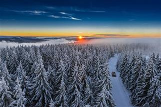 De mooiste wintersportbestemmingen in Duitsland