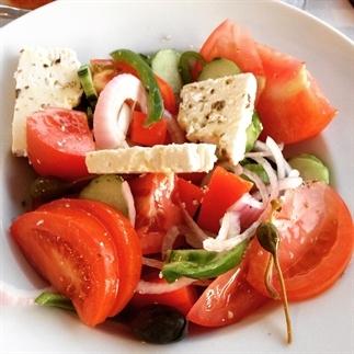 Detox recept: Griekse salade