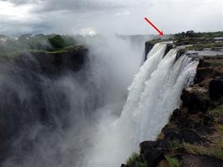 Devil's Pool in Zambia (+ 360 graden video!)