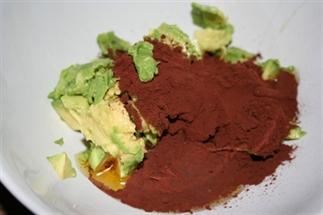 DIY chocolade masker (Ook een chocolademousse)