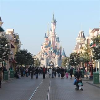 Een weekend in Disneyland Parijs