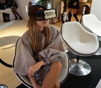 Fashion i.c.m. Virtual Reality