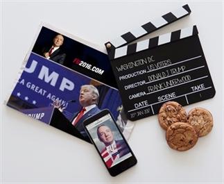 Frank Underwood vs Trump. Serie vs realiteit