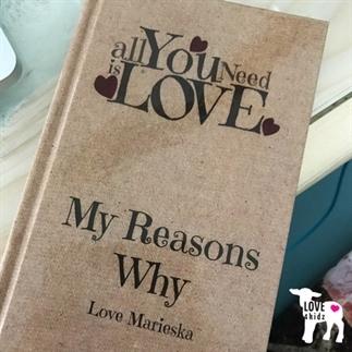 Geef met Valentijn jouw lief een LoveBook