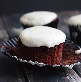 Glutenvrije Red Velvet Cupcakes