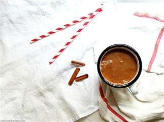 Helende Ayurvedische Chocolademelk (vegan)