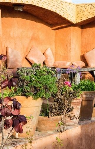 Hoteltip Marokko: 1001 nacht in Rabat