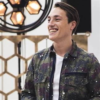 Interview: de serie-avond van vlogger Noah Zeeuw