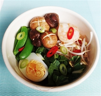 Japanse noedelsoep - Ramen recept