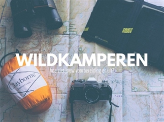 Kan je wildkamperen in Nederland?