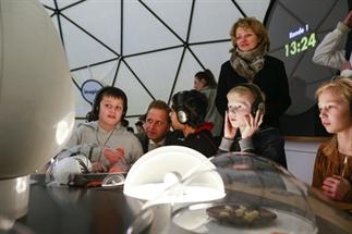 Leerzaam gezinsuitje: de Generation Discover 'hub'
