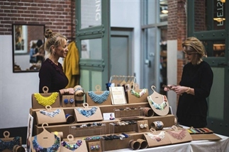 Leuk Shoppen: The Maker Market. Nieuw in Amsterdam