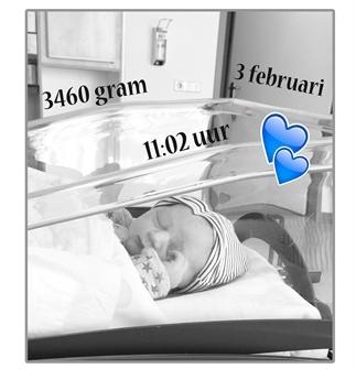 Mijn bevallingsverhaal en de 1e kraamweek!