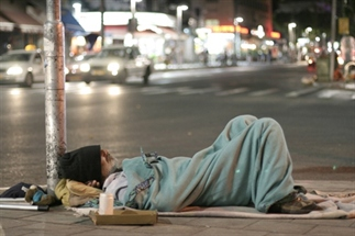 Mijn stedentrip: daklozen helpen in Las Vegas