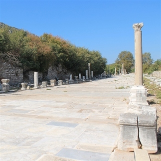 Ontdek eeuwenoud Efeze in 10 foto's