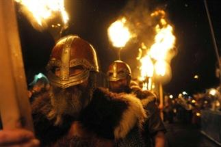 Ontdek het Viking Festival in Schotland