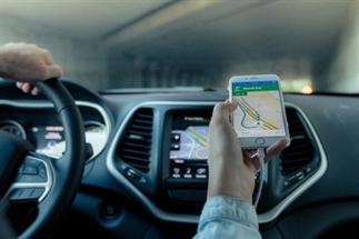 Opzoek naar de klant met GPS locatie