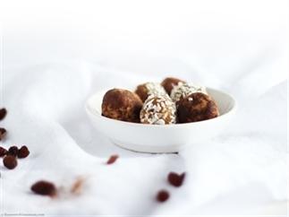 Recept | Ayurvedische Bliss Balls (vegan, gv)