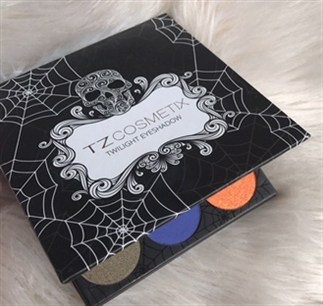 TZ twilight eyeshadow palette