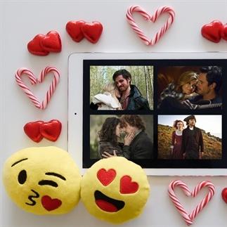 Valentijn Special: de 4 meest emojinal love storie