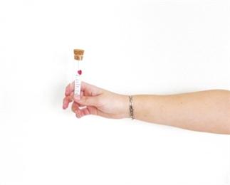 Valentijnsdag diy: lieve boodschap in een flesje