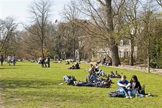 Vijf tips voor Amsterdam on a budget