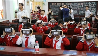 VR educatie maakt leren een ontdekkingsreis