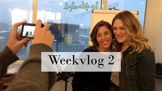 Weekvlog 2 | Doelen stellen en sneeuwballen