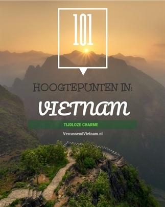 101 hoogtepunten van Vietnam | Bucketlist
