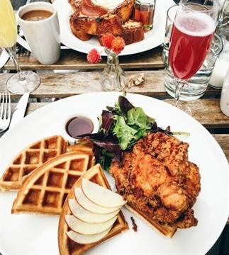 5 geweldige ontbijt plekjes in West Village, NY.
