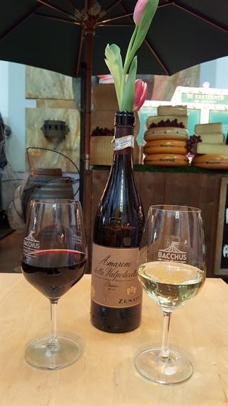 Bacchus Wijnfestival: een te gek wijnfeest!