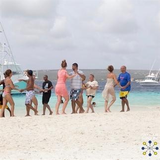 Bachata: wiegende heupen op Bonaire