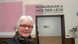 Den Haag eert Piet Mondriaan & Bart van der Leck