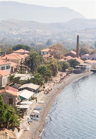 Dit is het leukste dorpje van Lesbos
