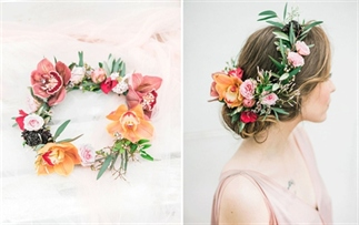 Flowercrown DIY, dit is perfect voor een festival!