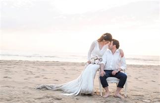 Geen tijd voor foto's op je bruiloft? Doe ze later