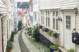 Gezapt: Bergen