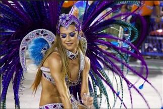 Grootste carnaval ter wereld – Rio Carnaval