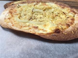 Kaas uien Tortizza