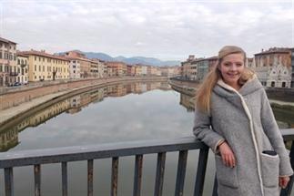 Locals aan het woord: Miquella over Pisa
