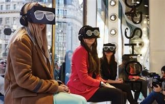 Luxe modemerken storten zich op VR