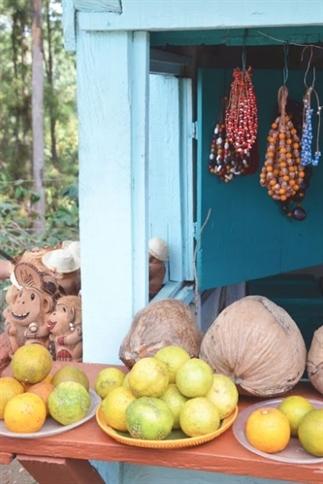 Mijn twee weekse route voor centraal Cuba