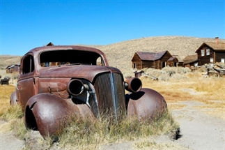 Must see in Amerika: Mono Lake en spookstad Bodie