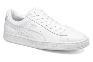 Op zoek naar nieuwe witte sneakers.