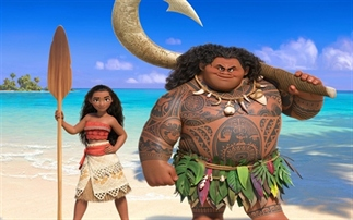 Recently watched #25 - o.a review van moana/vaiana
