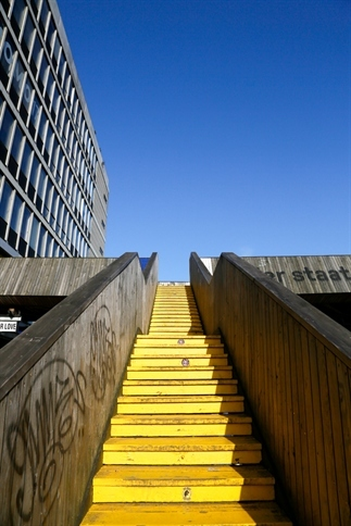 Rotterdam-Noord: de Hofbogen Hotspots