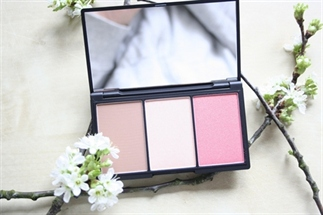 Sleek face form palette in light review