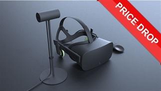 Stevige prijsverlaging Oculus Rift en Touch