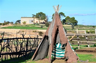 Temps de Terra, een beetje Ibiza in de Ebro Delta